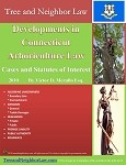 Developments in Connecticut Arboriculture Law (Cases & Statutes of Interest)